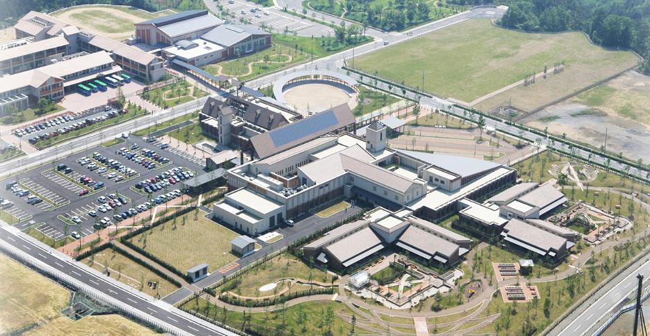 兵庫県社会福祉事業団 西播磨総合リハビリテーションセンター